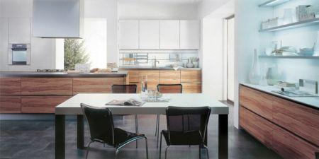 Le bois dans l 39 univers design for Cuisine schmidt arcos