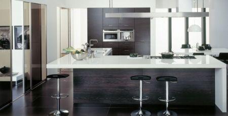 Cuisine design schmidt for Cuisine moderne design italienne